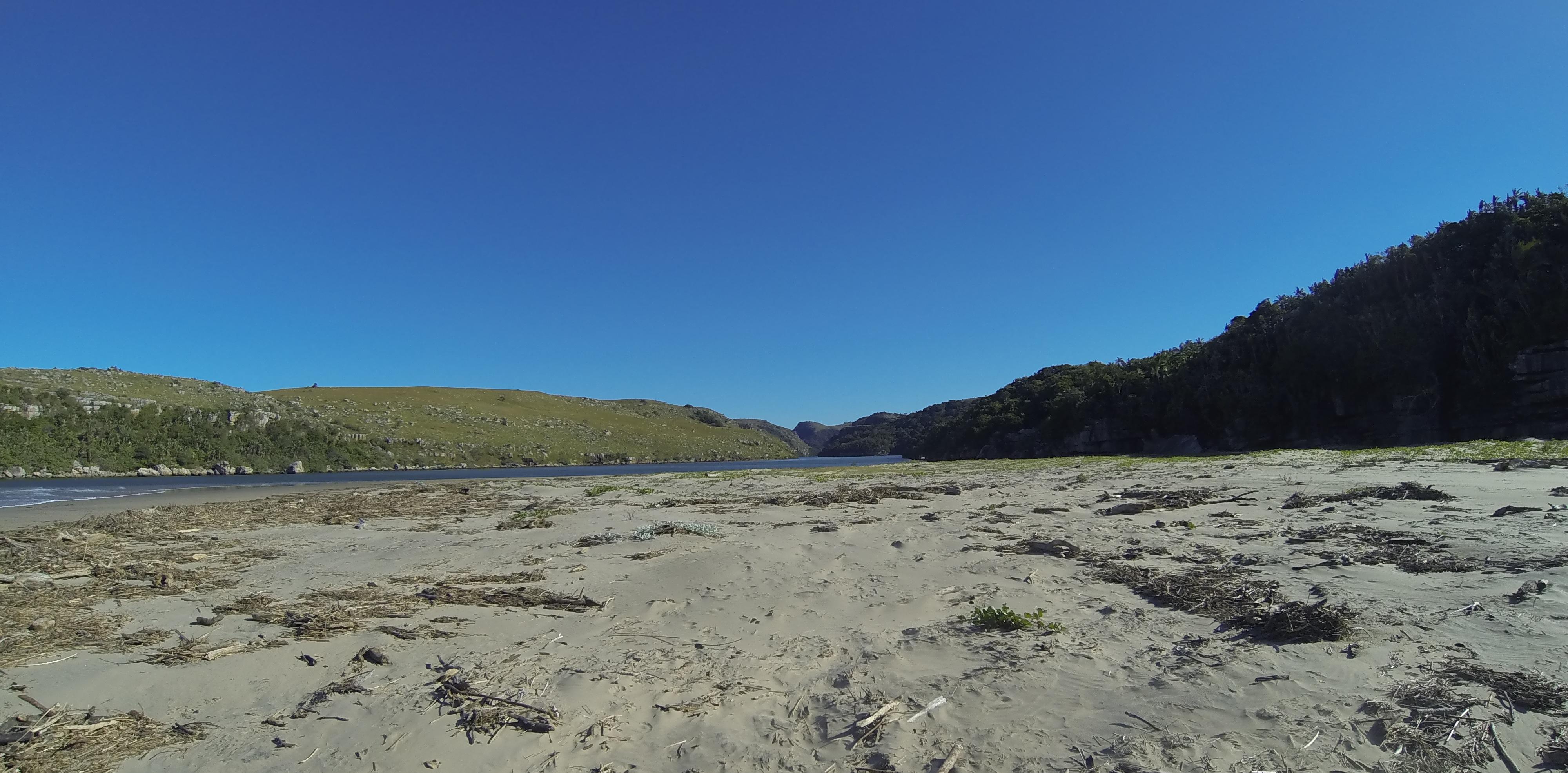Mtentu river Pondoland