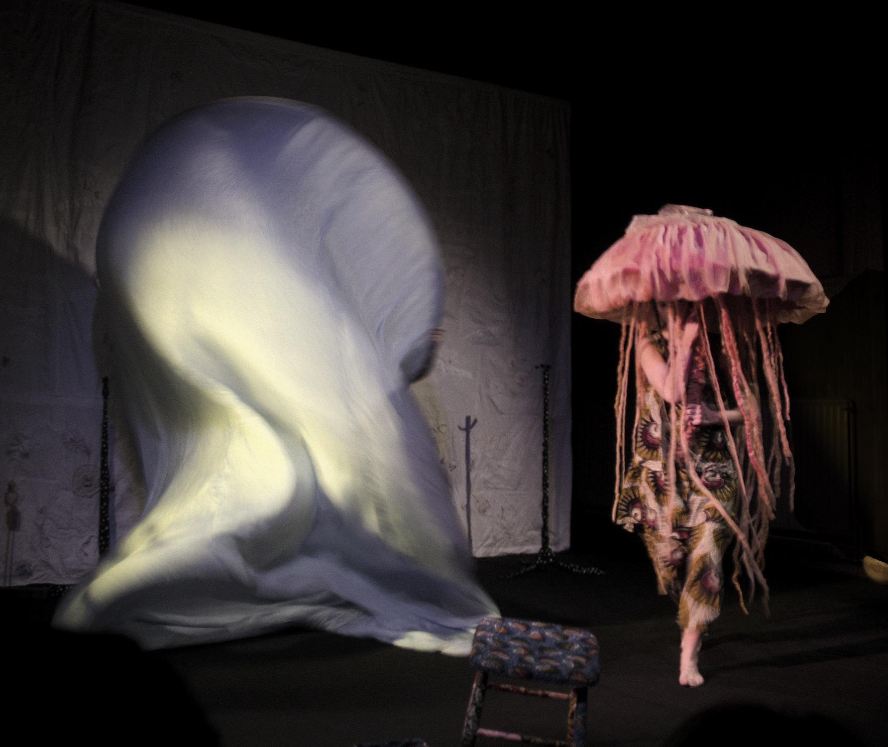 Teater Albatross har fått pris för bästa scenografi på Festival i Ryssland!