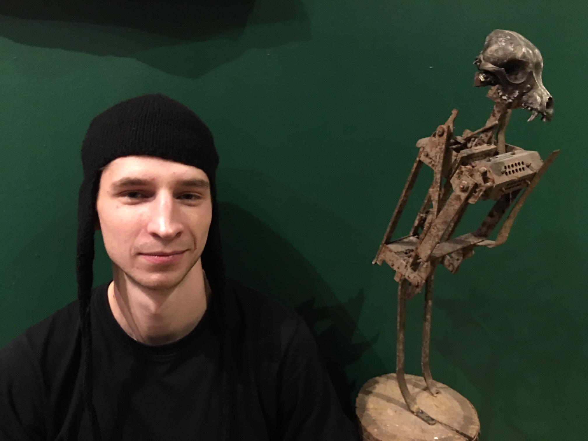 Kirill o skulptur