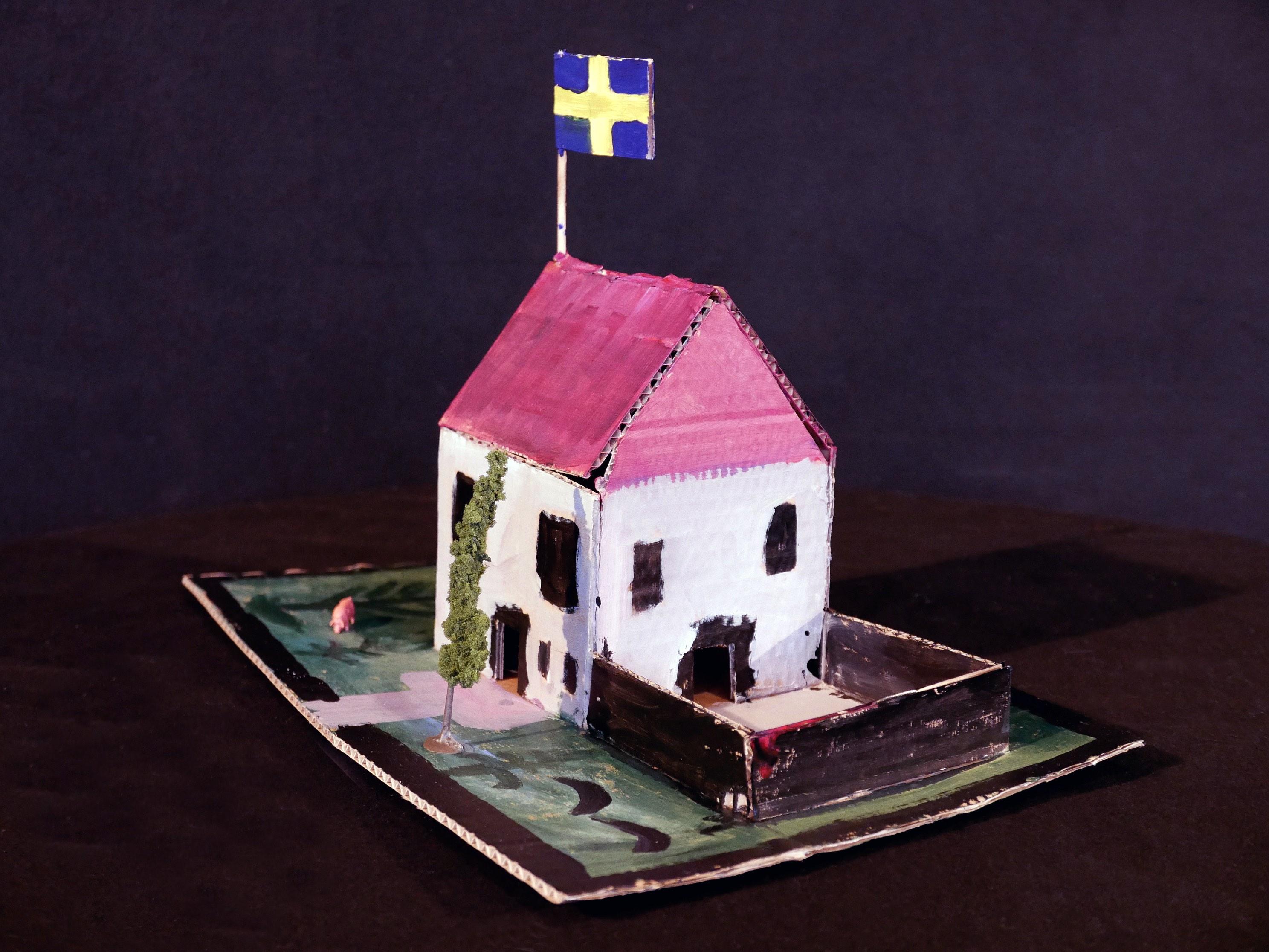 Sverigehus